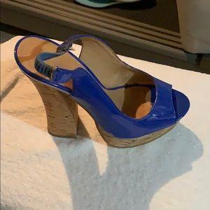 Shoes - Sling back sandals